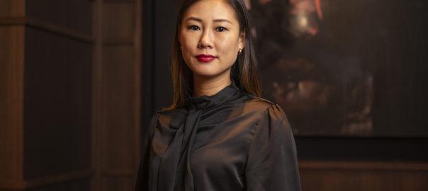 General Manager Ahra Ko