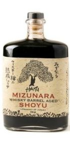 Whiskey Barrel Aged Shoyu Soy Sauce