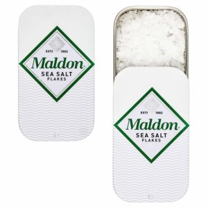 Pocket Packs of Maldon Salt