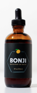 bottle of momofuku bonji