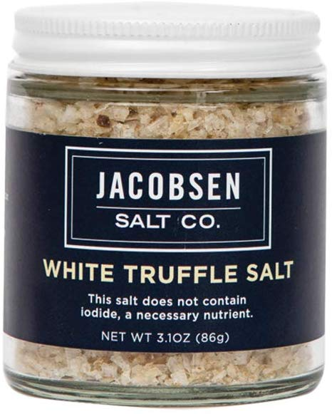 jacobsen salt white truffle salt