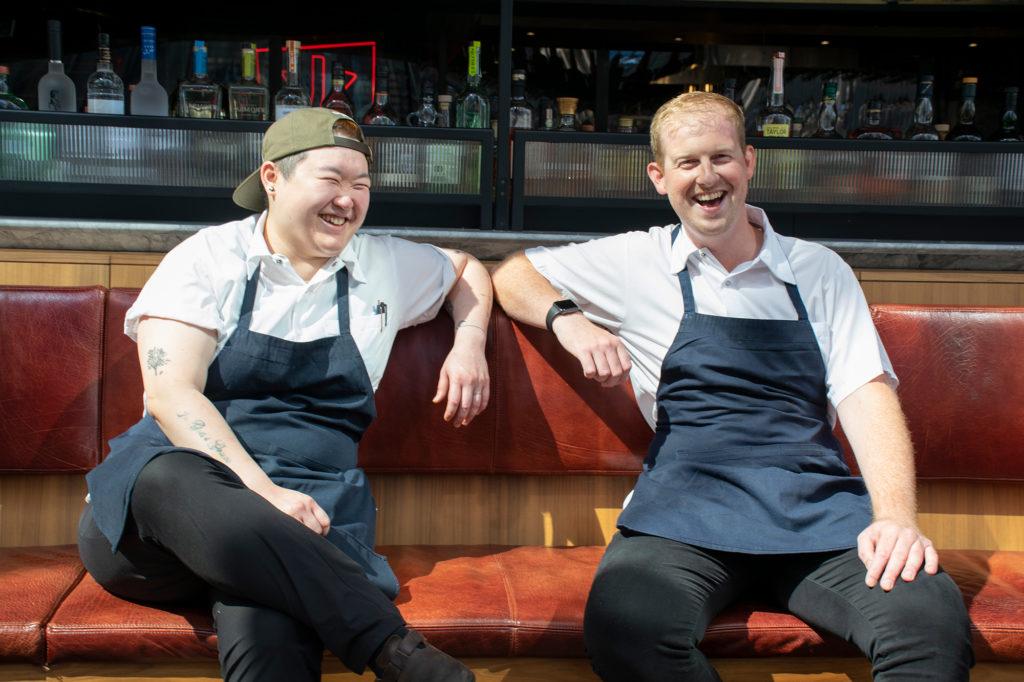 chef eva and chef steve