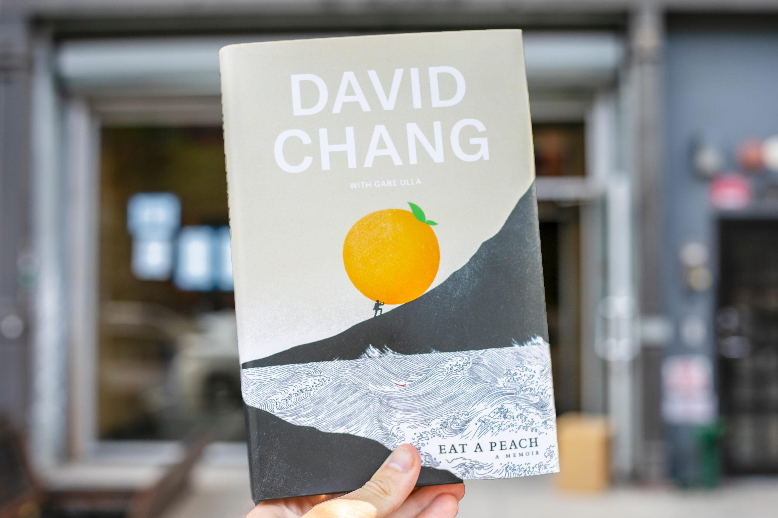 eat a peach memoir by david chang
