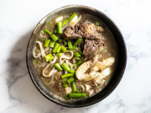 korean short rib stew