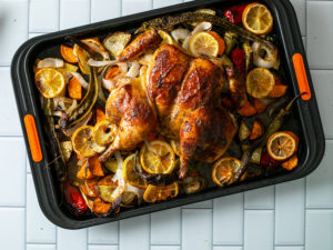 tingly roasted chicken