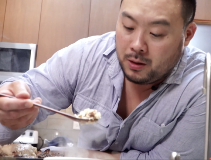 David Chang savory rice