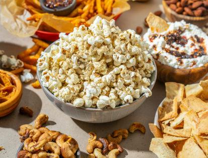 tingly popcorn