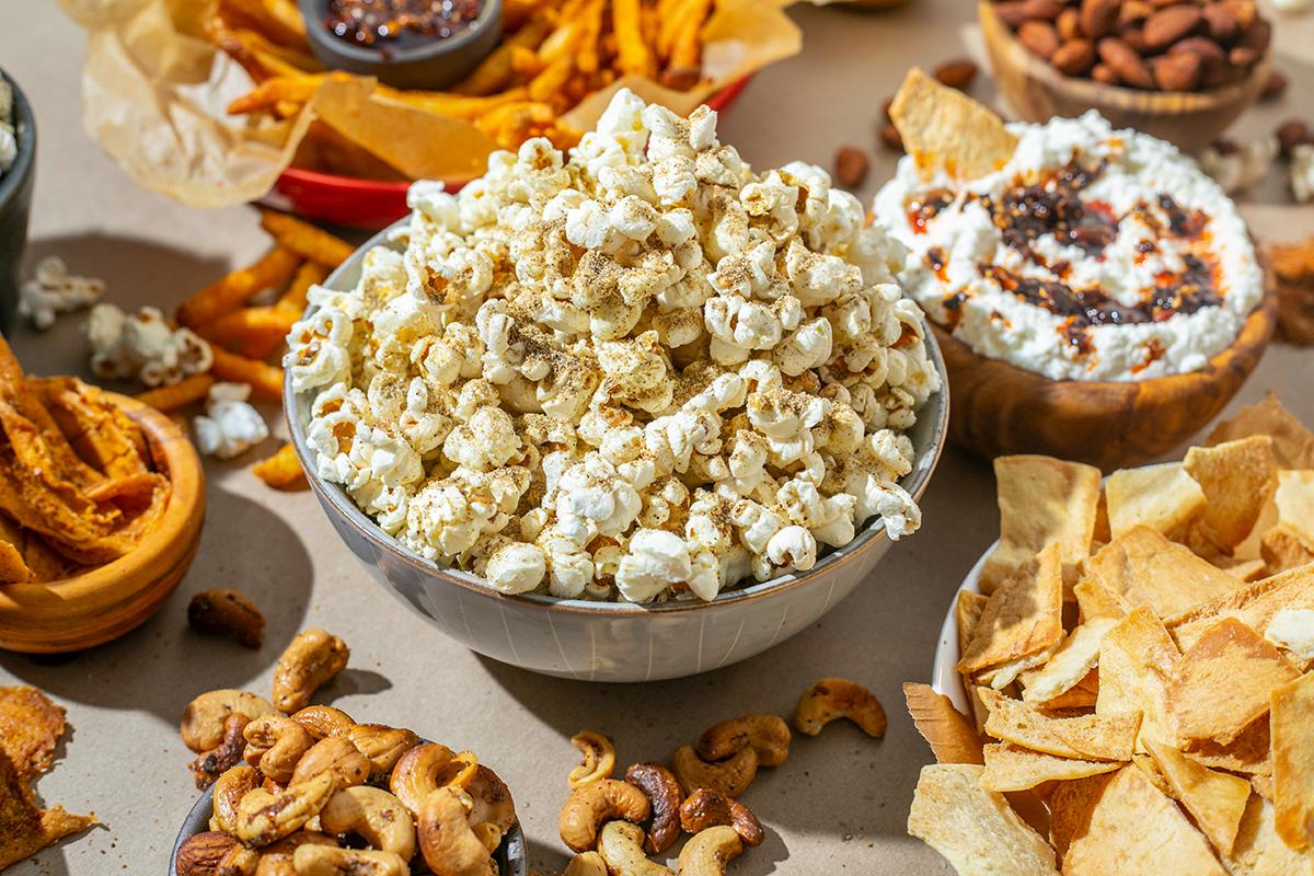 David Chang's Favorite Snack: Tingly Popcorn