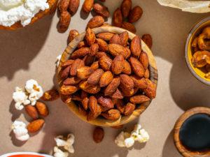 Umami Almonds