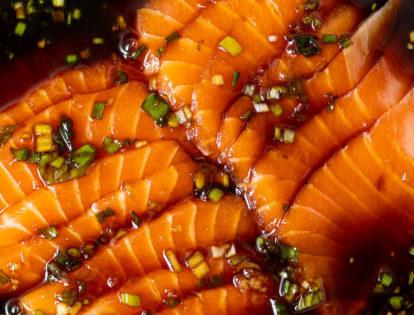 tamari salmon