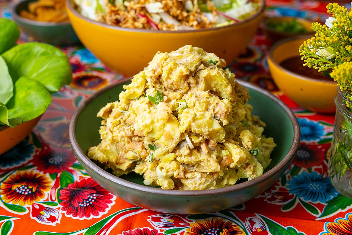 Pickle Potato Salad